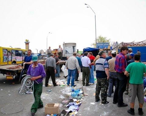 В столичной мэрии рассказали, кто стоял за демонтажем рынка в Киеве