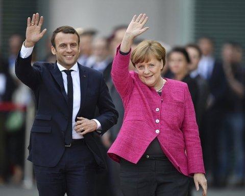 Без Путина: в Германии состоится встреча Макрона, Порошенко и Меркель