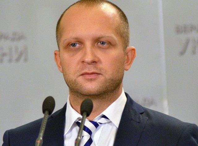 Народный депутат  Поляков внес предназначенный судом залог