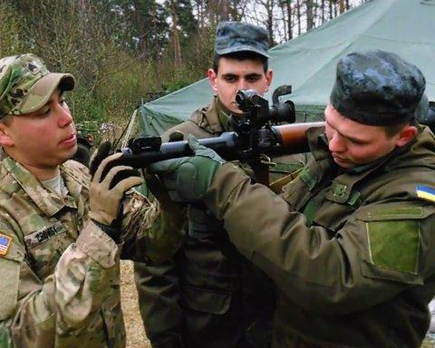 США предлагает предоставить Украине 410 млн долларов военной помощи