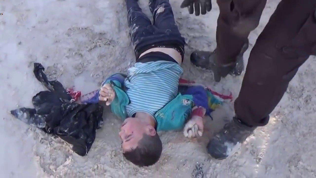 Росія визнала використання забороненого зарину під час хімічної атаки на Ідліб