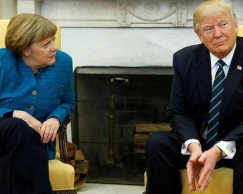 Меркель з Трампом зустрілися напередодні саміту G20