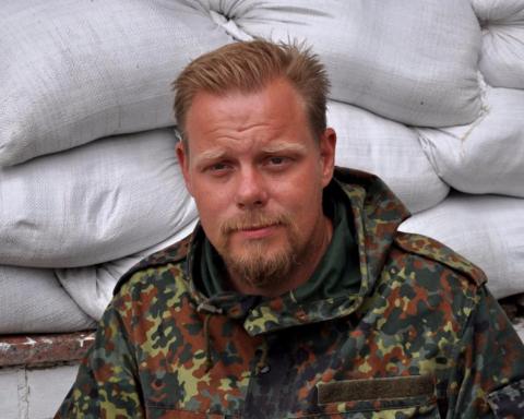 Шведский снайпер Микаэль Скилт: «Первого своего врага я убил в Украине»