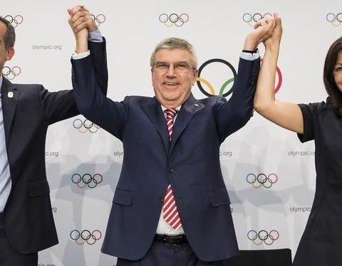 Определены столицы летних Олимпиад 2024 и 2028 годов