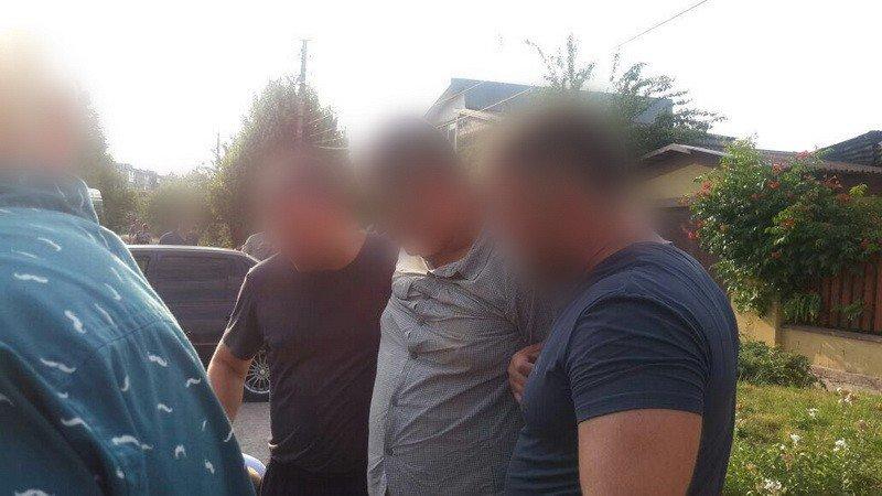 ВДнепропетровской области навзятке задержали подполковника милиции,— СБУ