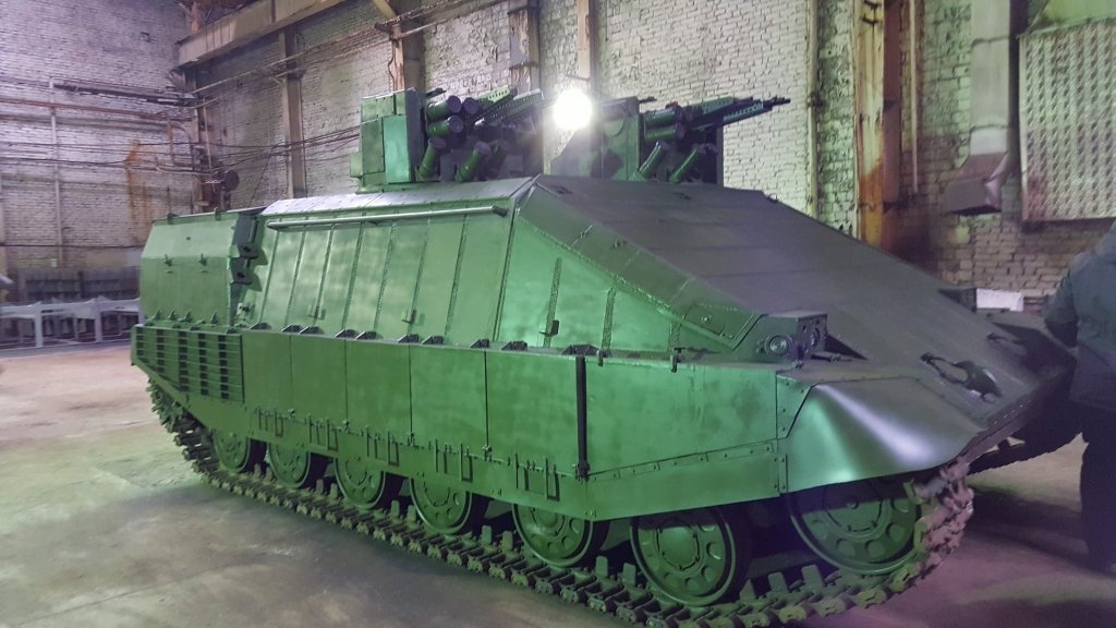Сергей Згурец: танк «Булат» — тяжелый и слепой, Украине нужен новый Т-64