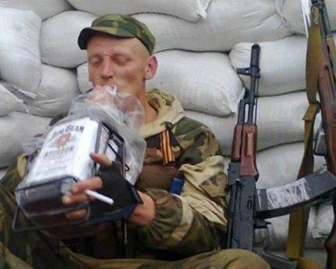 Бойовики «ЛНР» пропили полкові рації та бригадне пальне