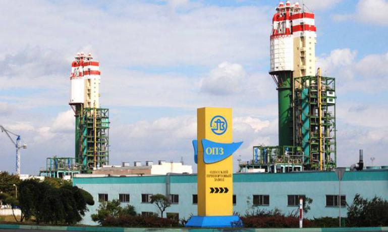 Одеський припортовий завод зупинив виробництво: вказано причину