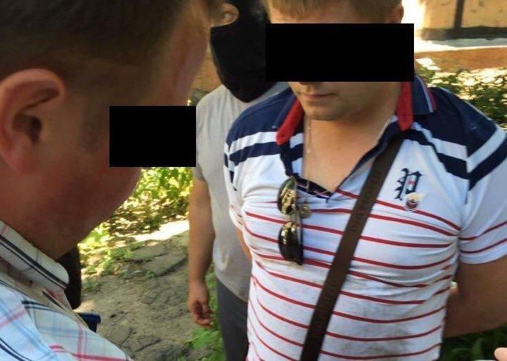 Схваченного навзятке сотрудника контрразведки СБУ будут содержать под стражей