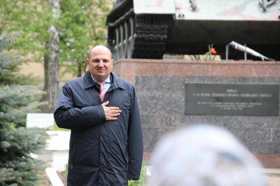 Депутат Розенблат неотдаст загранпаспорт: генпрокуратура предположила ошибку