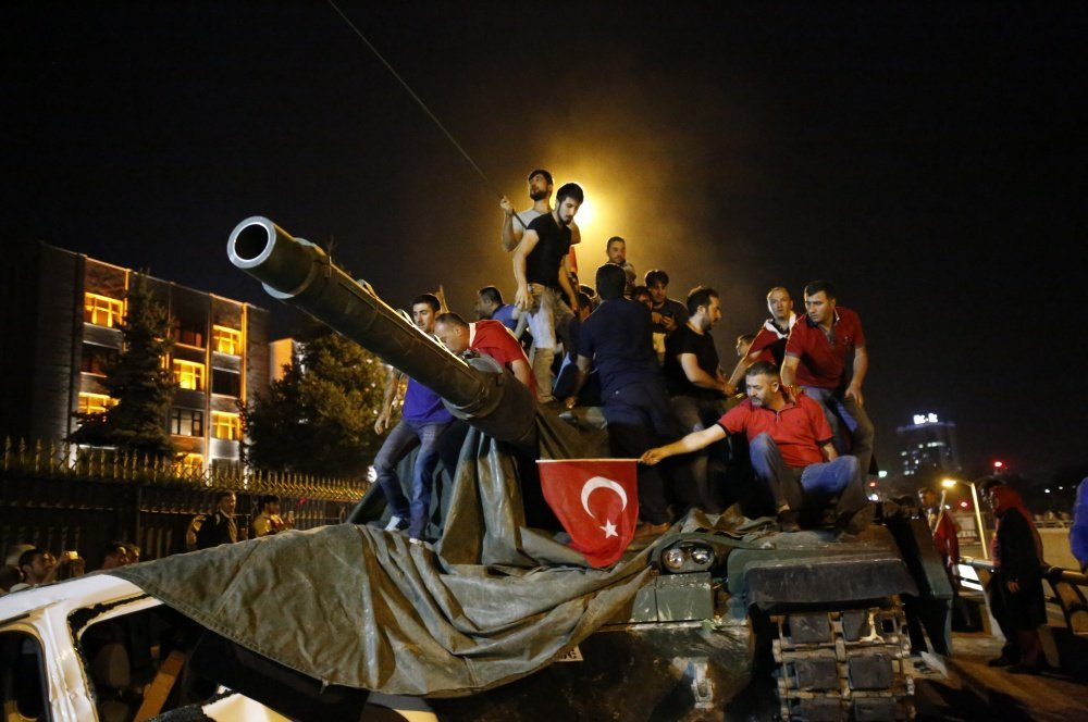 Парламент Турции в 4-й раз  продлил на90 дней режимЧП