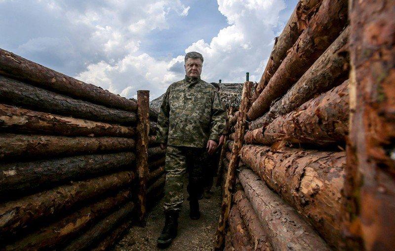 Порошенко підписав держзамовлення для вишів на Донбасі