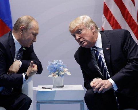 Стали відомі перші подробиці домовленностей Трампа і Путіна