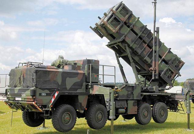 США вперше розмістили вЛитві ракетні комплекси Patriot