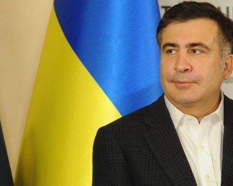 Стала відома нова дата повернення Саакашвілі в Україну