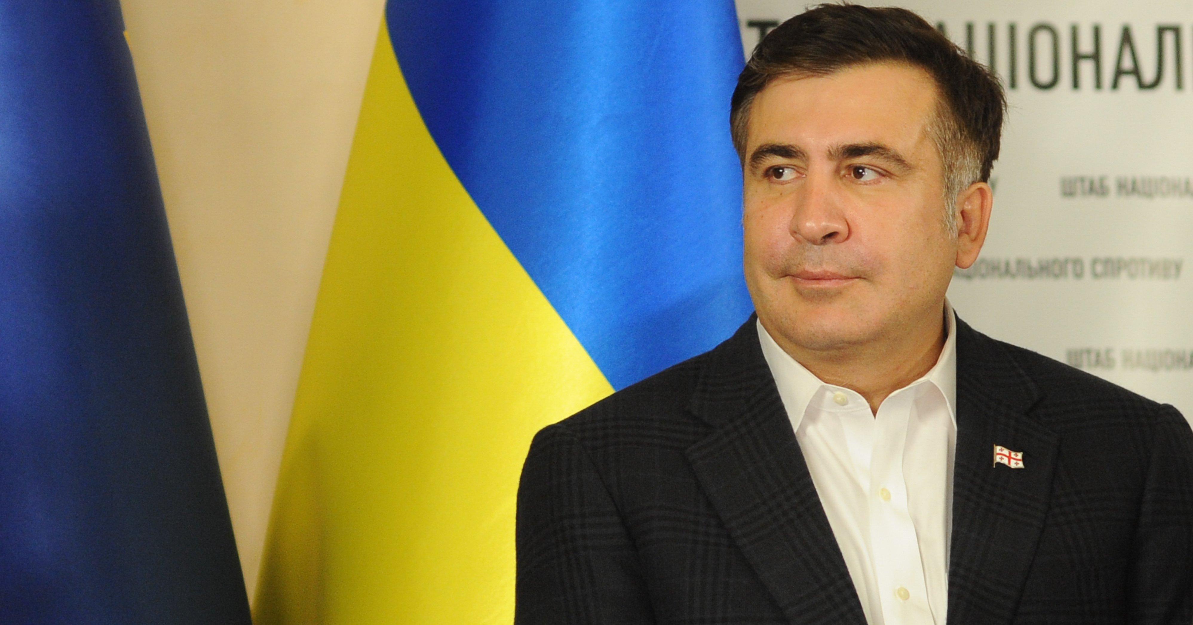 Саакашвілі позбавили українського громадянства через приховані факти у біографії - Геращенко