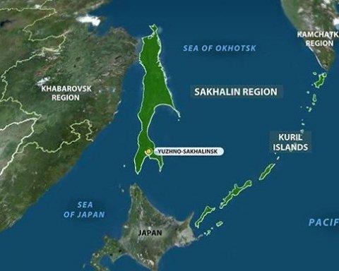 Кремль раздул новый скандал с Японией из-за Курильских островов