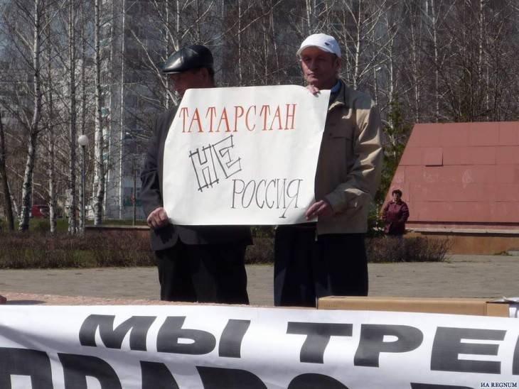 Регіони Росії можуть замислитись про суверенітет – Голишев