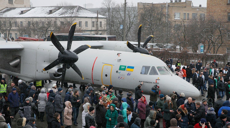 В ГП «Антонов» сообщили об амбициозных планах на ближайшие пять лет
