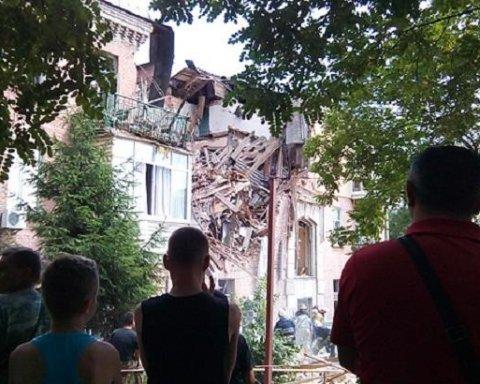 В КГГА назвали сроки предоставления жилья пострадавшим от взрыва в Голосеевском районе