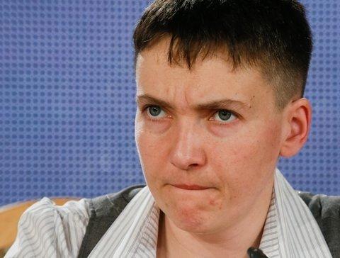 Адвокаты Савченко подали апелляционную жалобу