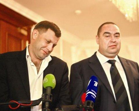 Безсмертный: главари боевиков признали свою «ущербность» в «Минске»