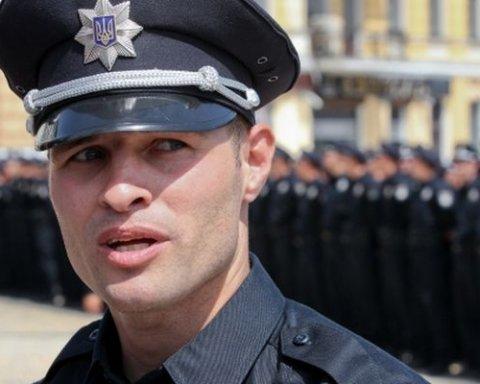 У заместителя главы Нацполиции Фацевича похитили служебный «Лексус», есть подробности