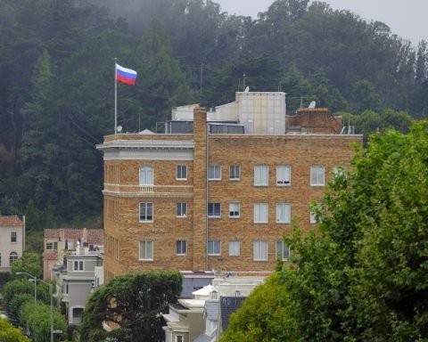 США закривають генеральне консульство РФ в Сан-Франциско