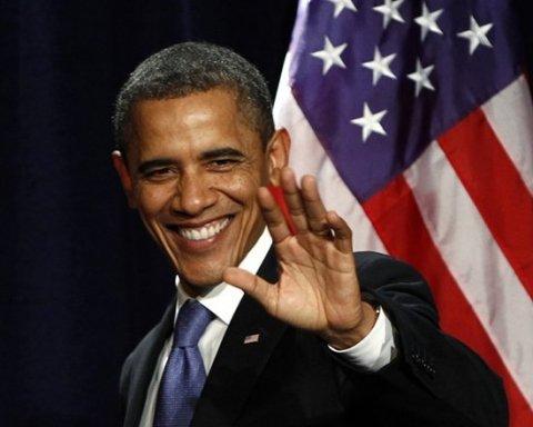 Мережа сміється над Обамою з деревом