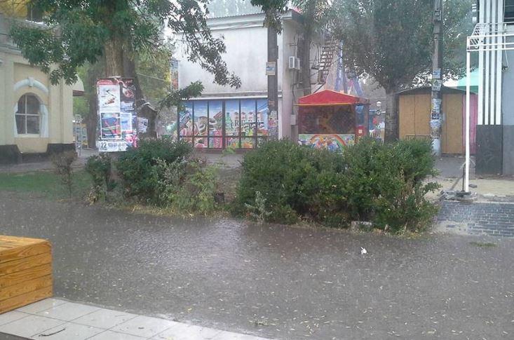 Непогода вгосударстве Украина обесточила 93 населенных пункта, один человек умер