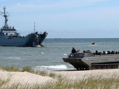 У границ РФ начались новые масштабные учения стран НАТО
