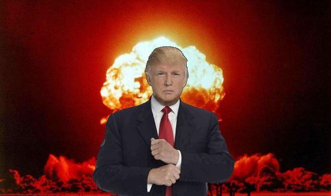 Трамп сподівається, щоСША незастосовуватиме ядерну зброю