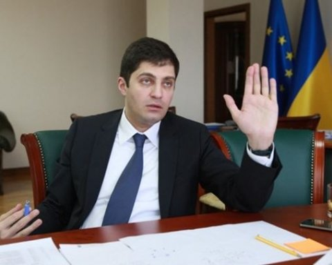 Стало відомо, хто очолив партію Саакашвілі в Україні