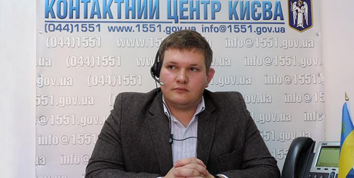 ДиректорКП «Киевблагоустройство» Клипа заявил, что подает вотставку