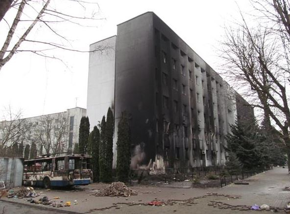В Хмельницком прокуратура прикрывает правоохранителей, которые расстреливали майдановцев