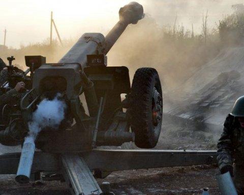 Ситуація на Донбасі сильно загострюється: є поранені