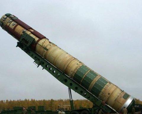 Симуляція ядерного нападу: Росія та ще дві країни проведуть військові навчання