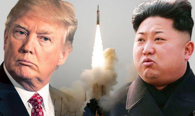 Трамп назвал дату встречи с Ким Чен Ыном