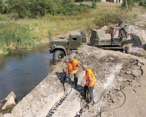 """Омелян повідомив про """"потужне відновлення"""" Донбасу"""