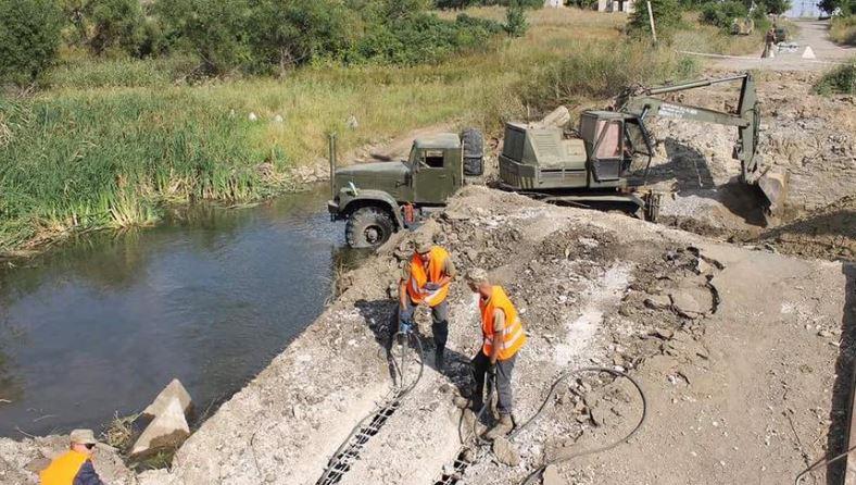 Министр Омелян побывал наДонбассе ипообещал мощное восстановление инфраструктуры региона