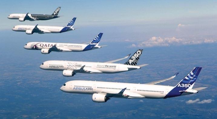 Киевский завод планирует начать техническое обслуживание самолетов Boeing иAirbus