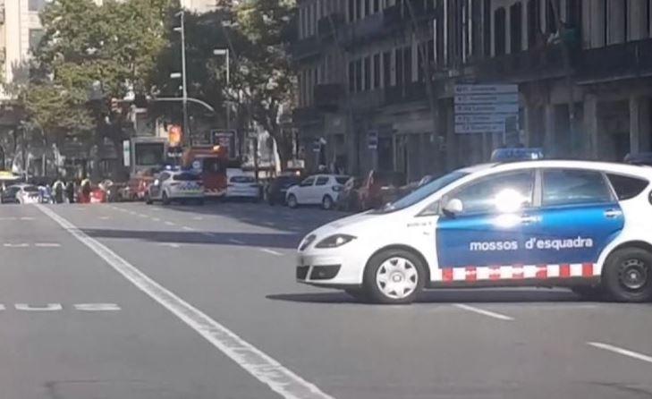 Теракт у Барселоні: оприлюднені подробиці і відео
