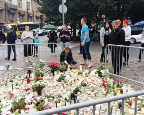 """Поліція Фінляндії розкрила важливу деталь про """"ножового терориста"""""""