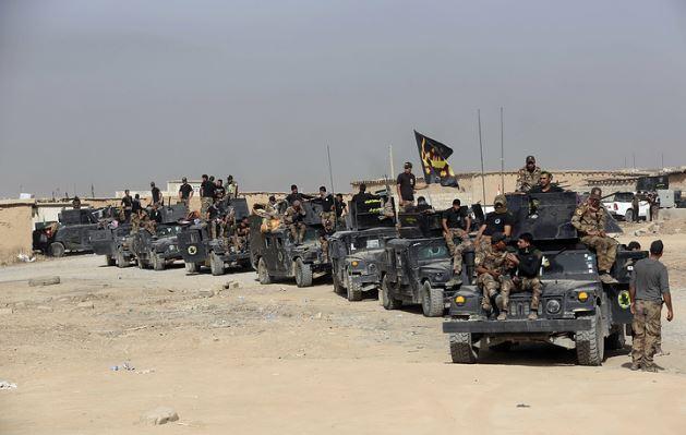 Власти Ирака объявили оначале наступления напозиции «Исламского государства»