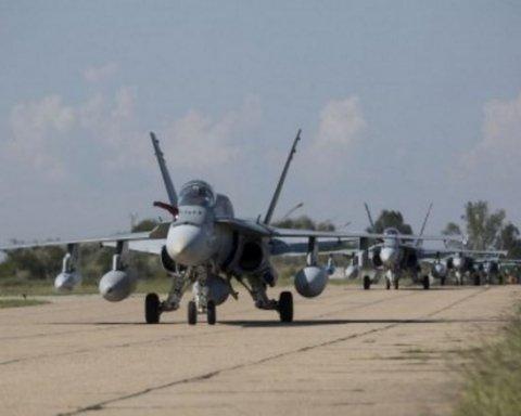Винищувачі НАТО прибули до Румунії: названа причина