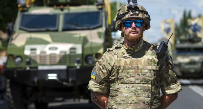 ВКиеве открылась выставка актуальной для нашего времени украинской военной техники