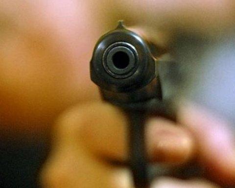 Девушке выстрелили прямо в лицо посреди Днепра