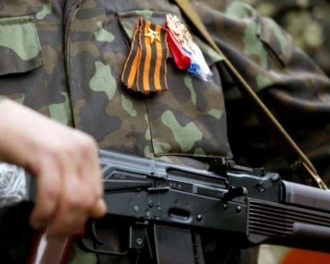 На Луганщине полиции сдался очередной боевик