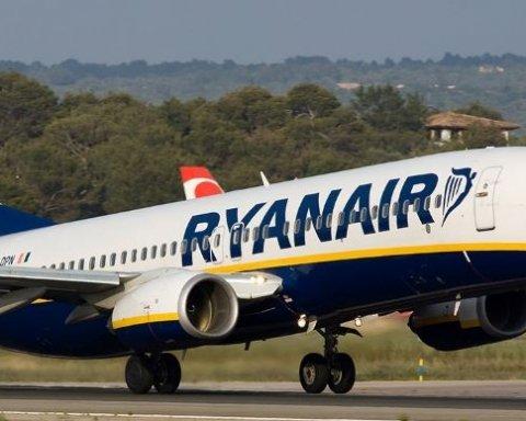 Омелян повідомив, коли Ryanair почне літати з України