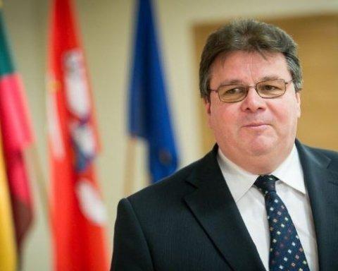 МЗС Литви звернулася до РФ з нагоди сотого дня голодування Сенцова